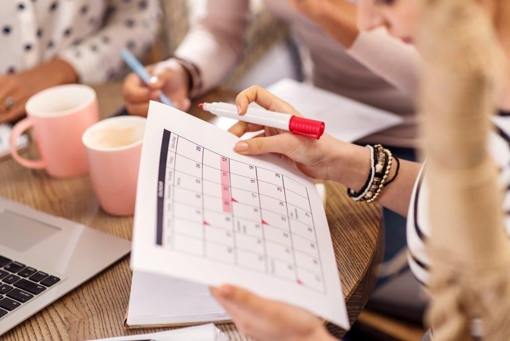 sage advice calendario